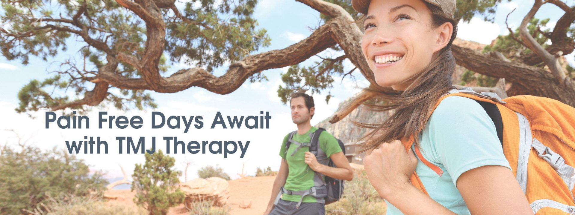 Pain Free Days Await with TMJ Therapy